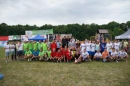 Turniej piłkarski z okazji Pierwszych Urodzin Green Energy