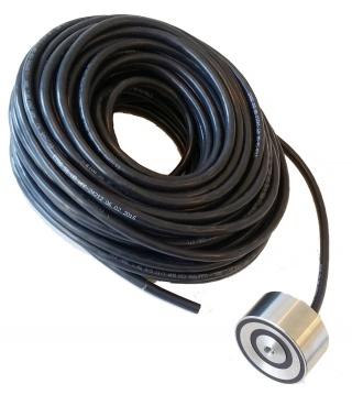 Czujnik gruntowy i wilgotności do osadzenia w podłożu ETOG-56