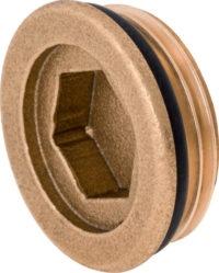 Korek z o-ringiem pod klucz imbusowy – do zaślepiania belki profilowej