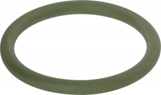 O-ring FKM/FPM zielony