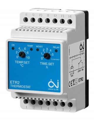 Regulator temperatury ETR-1550