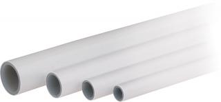 Rura wielowarstwowa PE-RT/AL/PE-RT uniwersalna – kolor biały