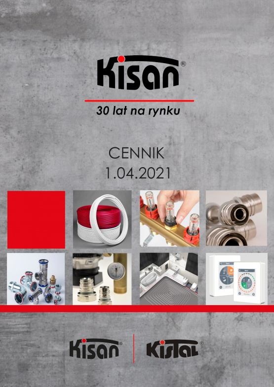Nowy cennik Kisan i Kistal