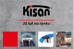 Marka KISAN świętuje swoje 30 urodziny!